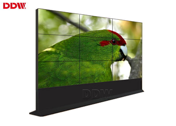 Narrow Bezel Interactive Video Wall With Good Vision Effect RS232 Control